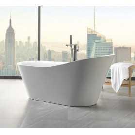 Фото Акриловая ванна BelBagno BB63 180x87 отдельностоящая