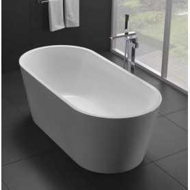 Фото Акриловая ванна BelBagno BB71 150X75 отдельностоящая