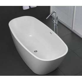 Фото Акриловая ванна BelBagno BB72 150X76 отдельностоящая
