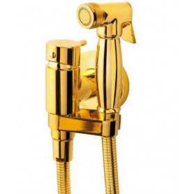 Гигиенический душ Wellwood DI-100000300 цвет золото