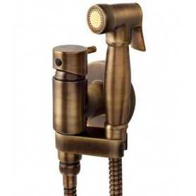 Гигиенический душ Wellwood DI-100000200 цвет бронза