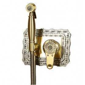 Гигиенический набор Bronze de Luxe 10136 цвет бронза