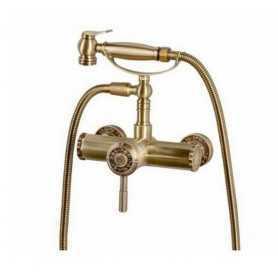 Гигиенический набор Bronze de Luxe 10135 цвет бронза