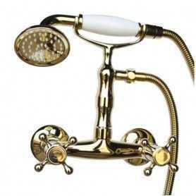 Фото Смеситель для душа Magliezza Classico 50112-3-do цвет золото