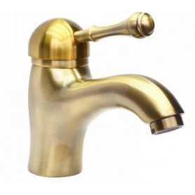Фото Смеситель для раковины Magliezza Vista 50126-do цвет золото