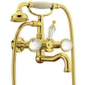 Фото Смеситель для ванны Boheme Imperiale Presente 333 цвет золото