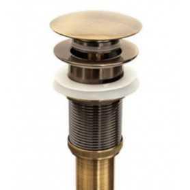Донный клапан Bronze de Luxe 21972 цвет бронза