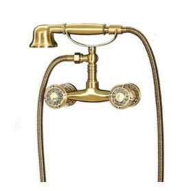 Смеситель для душа Bronze de Luxe Royal 10129 цвет бронза