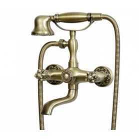 Смеситель для ванны Bronze de Luxe Florence 10122 цвет бронза