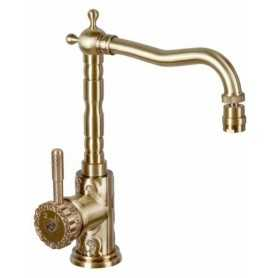 Смеситель для кухни Bronze De Luxe Windsor 10107К цвет бронза