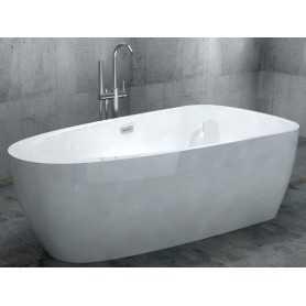 Ванна отдельностоящая Gemy G9210 акриловая 170х90