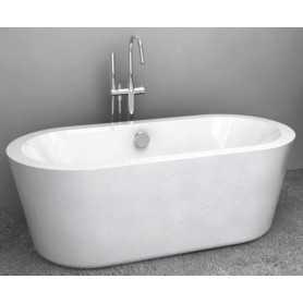 Ванна отдельностоящая Gemy G9213 акриловая 170х80
