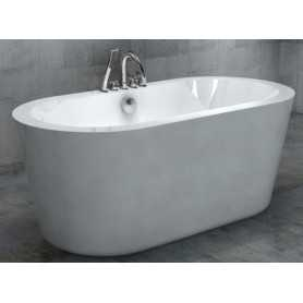 Ванна отдельностоящая Gemy G9213C акриловая 170х80