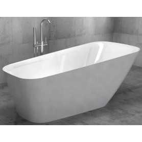 Ванна отдельностоящая Gemy G9218 акриловая 170х77