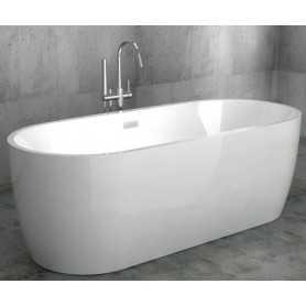 Ванна отдельностоящая Gemy G9219 акриловая 175х80