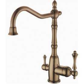 Фото Смеситель для кухни c краном для питьевой воды Ganzer Silestis 77022D цвет