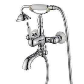 Фото Смеситель для ванны Aksy Bagno Faenza 401-cr цвет хром