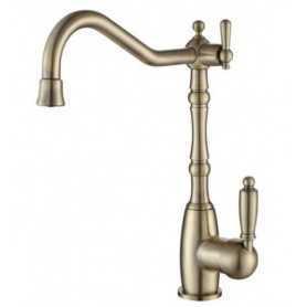Фото Смеситель для кухни c краном для питьевой воды Aksy Bagno TL-18083-br