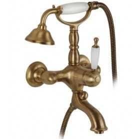 Фото Смеситель для ванны Migliore Oxford 6302-br цвет бронза santekhnika-kupit.ru