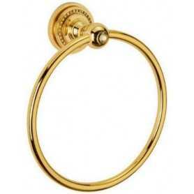 Фото Полотенцедержатель кольцо Bogeme Imperiale 10405 цвет золото