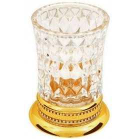 Фото Стакан Bogeme Imperiale 10412 цвет золото santekhnika-kupit.ru