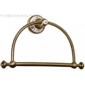 Фото Полотенцедержатель кольцо Bogeme Provanse 10805 цвет бронза