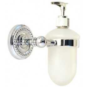 Фото Дозатор для жидкого мыла Magliezza Kollana 80513cr цвет хром
