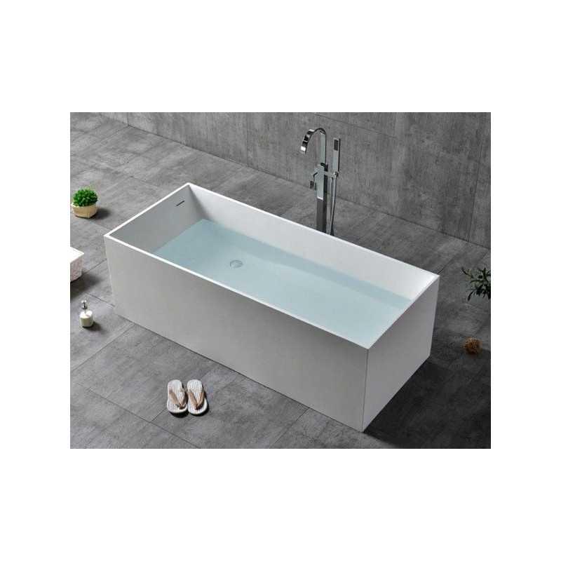 Фото Ванна из искусственного камня NT Bathroom Trieste NT205 170х72