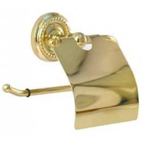 Фото Бумагодержатель закрытый Magliezza Kollana 80508do цвет золото