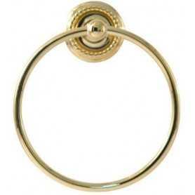 Фото Полотенцедержатель кольцо Magliezza Kollana 80509do цвет золото