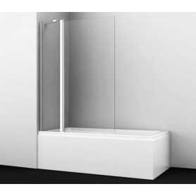 Шторка стеклянная Wasser kraft Berkel 48P02-110 стекло