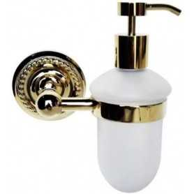 Фото Дозатор для жидкого мыла Magliezza Kollana 80513do цвет золото