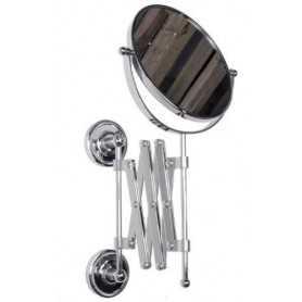 Фото Зеркало косметическое Tiffany World Bristol TWBR024.CR цвет хром