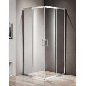 Душевой уголок 100х100 Cezares Momento-A-2 стекло прозрачное