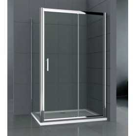 Душевой уголок 140x80 RGW Passage PA-45 стекло прозрачное