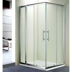 Душевой уголок 120x90 RGW Hotel HO-31 стекло прозрачное
