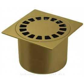 Трап для душа Migliore 10.104-Br решётка бронза