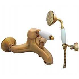 Фото Смеситель для ванны M&Z Desy DSY00505 цвет бронза