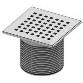 Решетка Tece drainpoint 3660008 с металлической рамкой 15х15