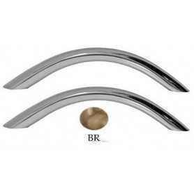 Ручки для ванны Roca Malibu 526803010 цвет бронза