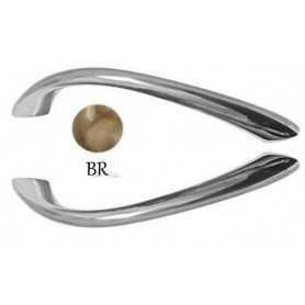 Ручки для ванны Roca Haiti 526804210 цвет бронза