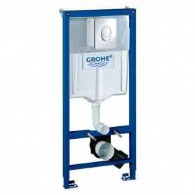 Фото Система инсталляции для унитазов Grohe Rapid SL 38721001 3