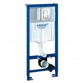 Фото Система инсталляции для унитазов Grohe Rapid SL 38772001 3