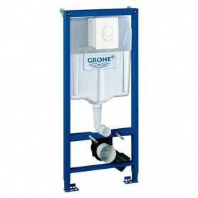 Фото Система инсталляции для унитазов Grohe Rapid SL 38722001 4
