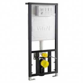 Фото Система инсталляции для унитазов VitrA 742-5800-01 3/6 л