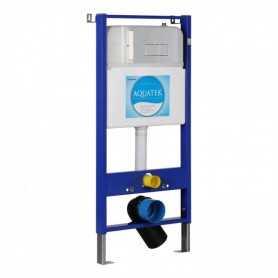 Фото Система инсталляции для унитазов Set Aquatek Slim