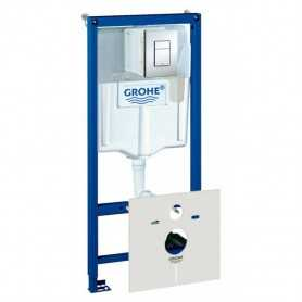 Фото Система инсталляции для унитазов Grohe Rapid SL 38827000 5