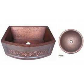 Мойка медная Bronze de Luxe 10301