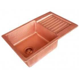 Мойка Zorg Copper LH ORLIK ZC 5178 NA-L