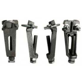 Ножки для ванны Jacob Delafon E4113-NF
